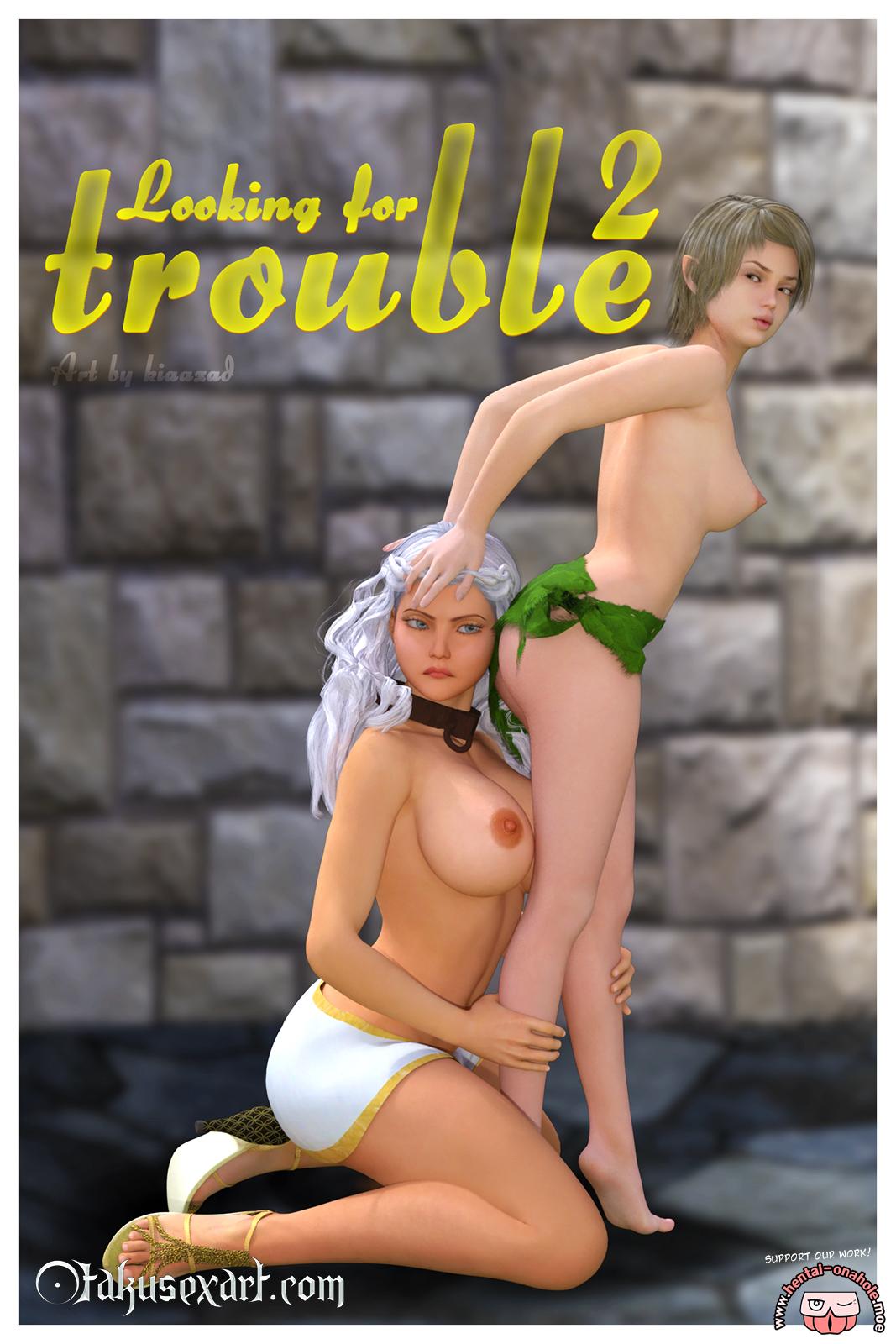 looking for trouble 3d hentai milf sex porn rape comic manga
