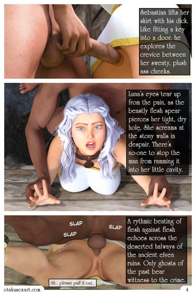 3d porn comic anal rape sex