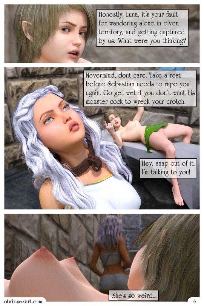 3d porn comic